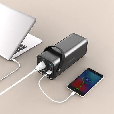 PowerVault Charging Laptop And Phone